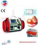 Defibrilator RESCUE LIFE cu stimulator cardiac 33591