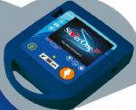 Defibrilator  Saver One AS P profesional, cu monitor si ECG manual